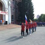 Участники второй смены летних трудовых отрядов приступили к работе