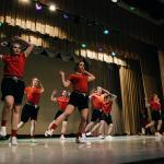 В Челябинске прошел XII Фестиваль танцев студенческих отрядов