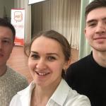 В Челябинске прошла встреча студентов с председателем Российского союза молодежи Светланой Калимуллиной