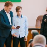 Юным челябинцам вручили паспорта