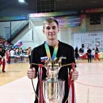 Южноуральские баскетболисты привезли золото из Хорватии
