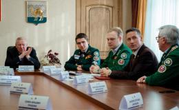 Бойцы Челябинского областного студенческого отряда отметят свой профессиональный праздник